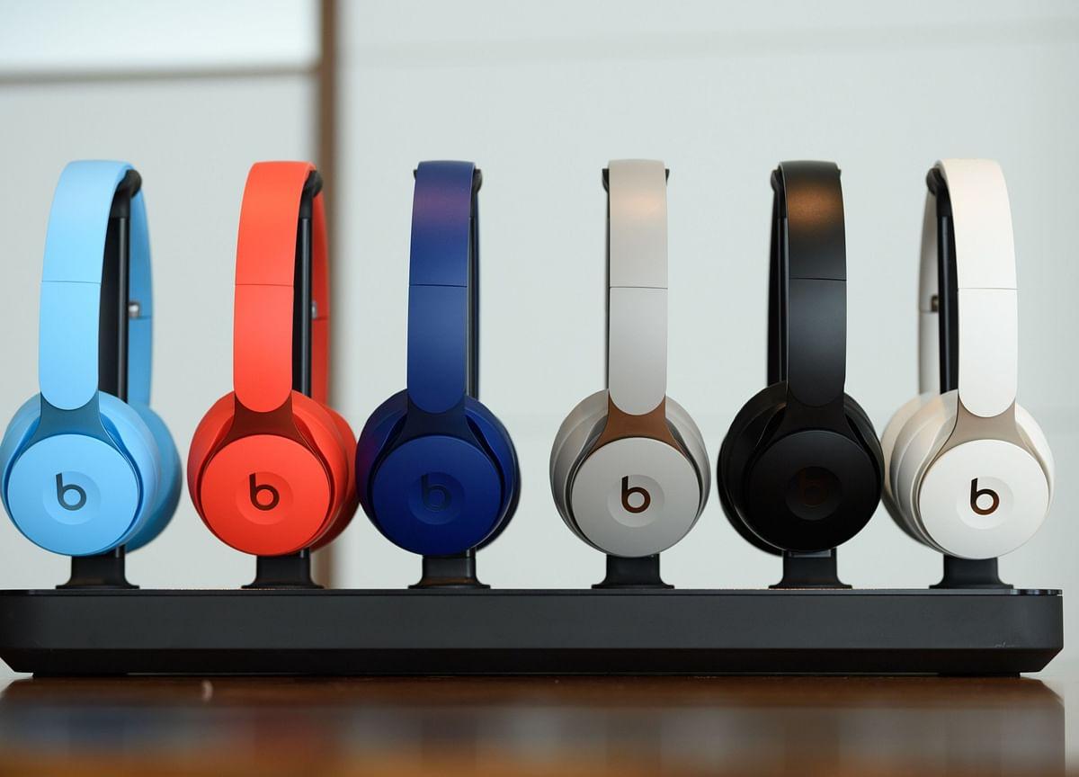 Apple Unveils $50 Beats Headphones as iPhone Boxes Go Empty