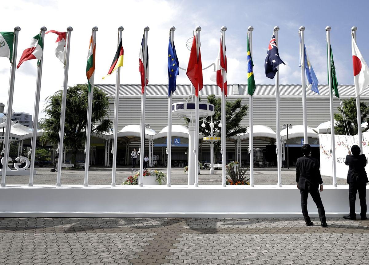 G-20 Plans Extraordinary Meeting to Discuss Debt Relief