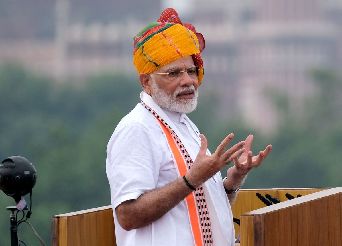 Prime Minister Modi Calls For Promoting Local Products This Diwali
