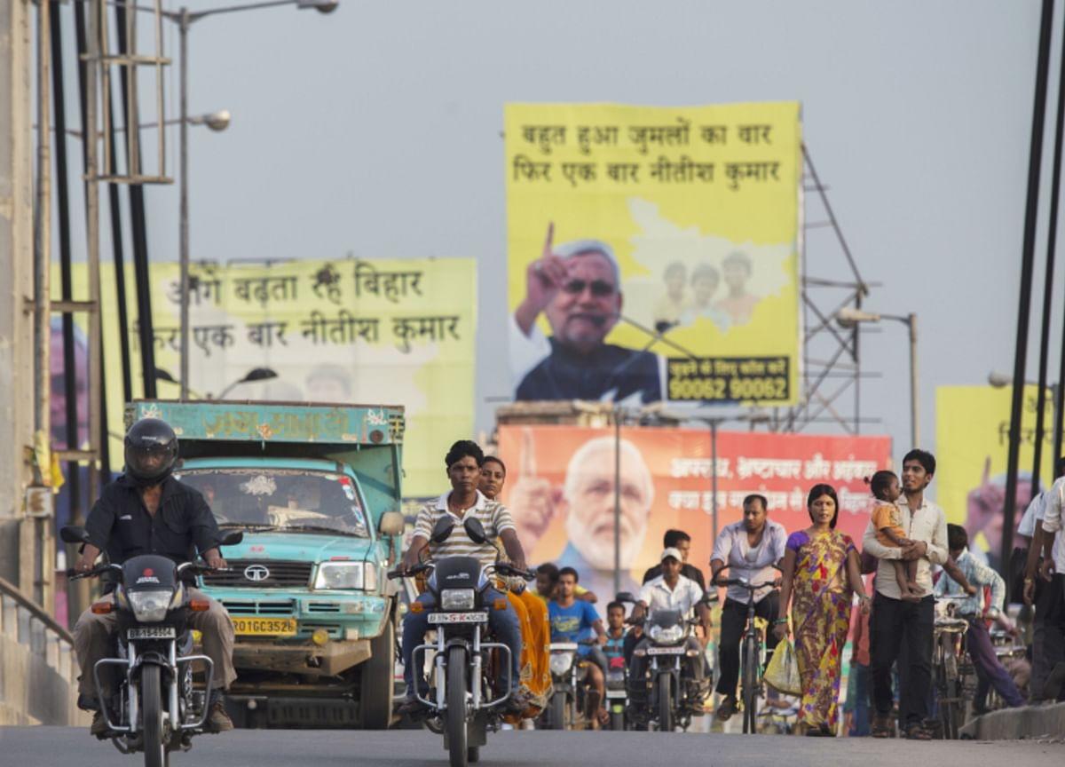 First Phase Of Bihar Assembly Elections On Oct. 28 With 71 Seats On Line