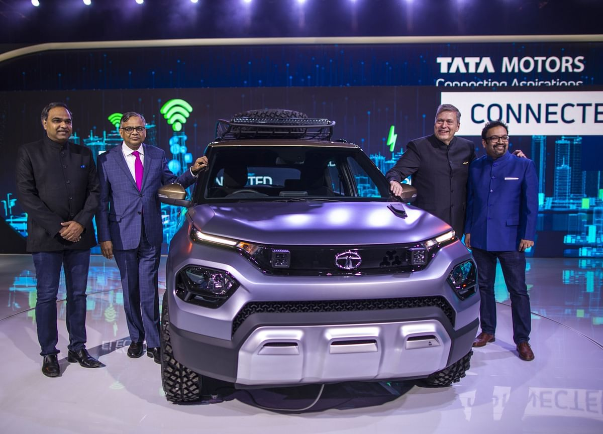 Tata Motors Actively Scouting For A Partner For Passenger Vehicles Business