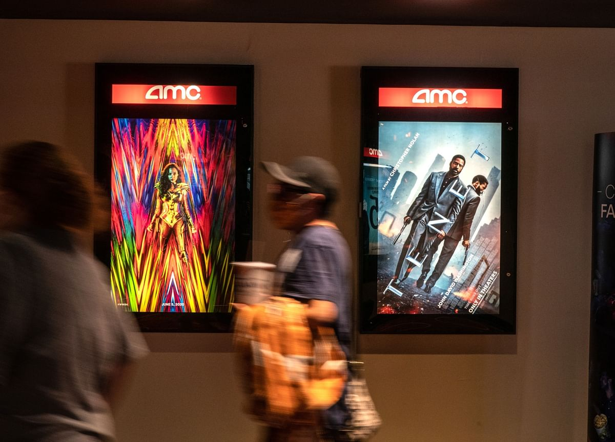 AMC Warns It May Run Out of Money by End of Year