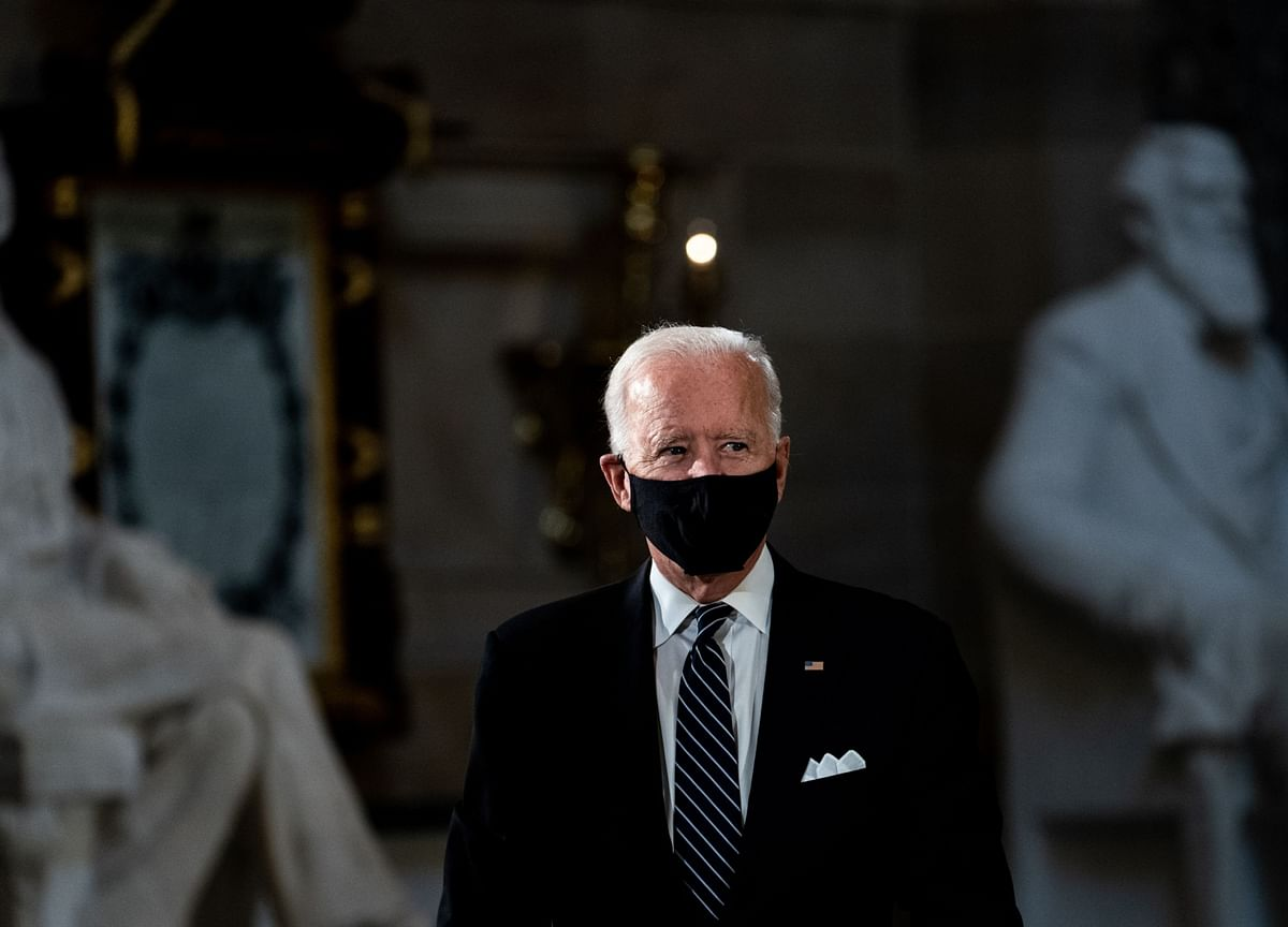 Biden Says He Would Form Commission to Study U.S. Court System