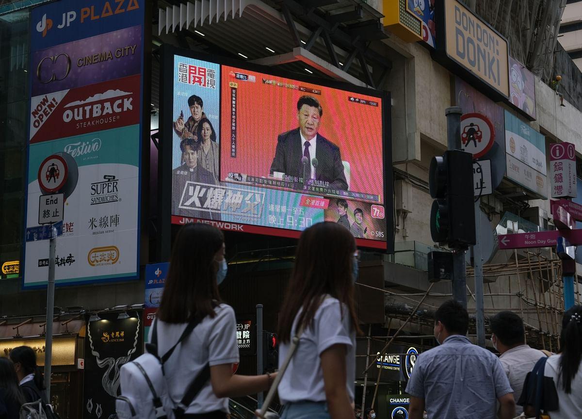 Xi Wants YoungHongkongersto Move to China