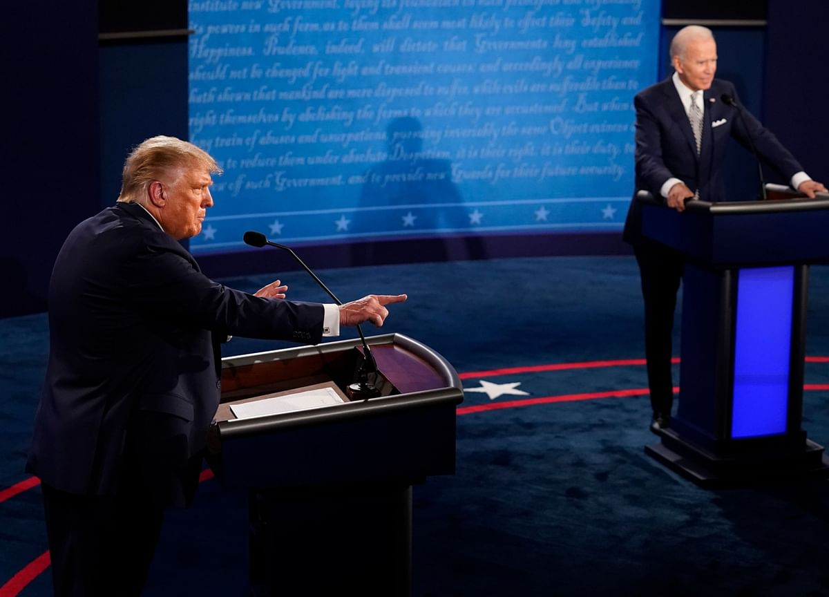 Trump 'Intends to Be Ready' to Debate Biden, Opposes Mute Button