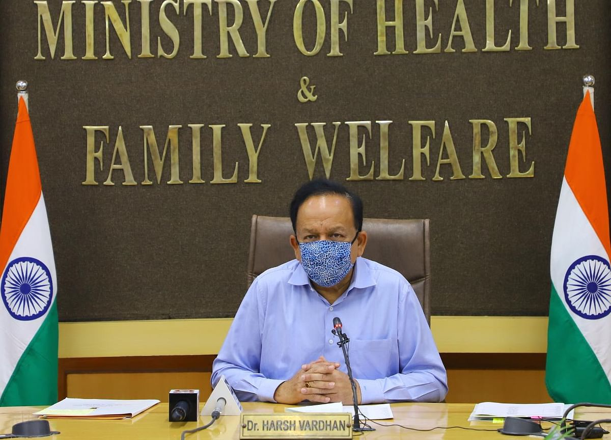 Next Three Months Decisive For India's Covid-19 Trajectory, Says Health Minister