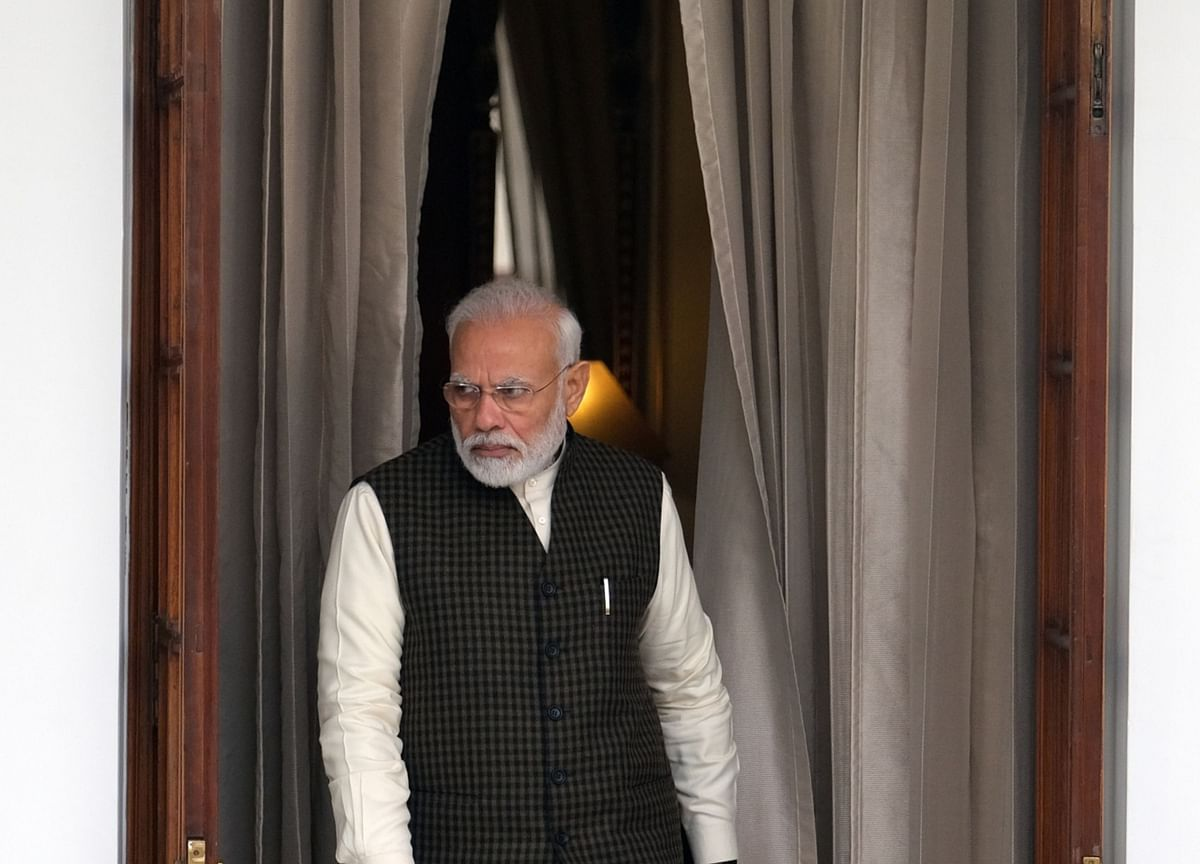 Previous Governments Lacked Courage To Effect Farm Reforms, Says Prime Minister Modi
