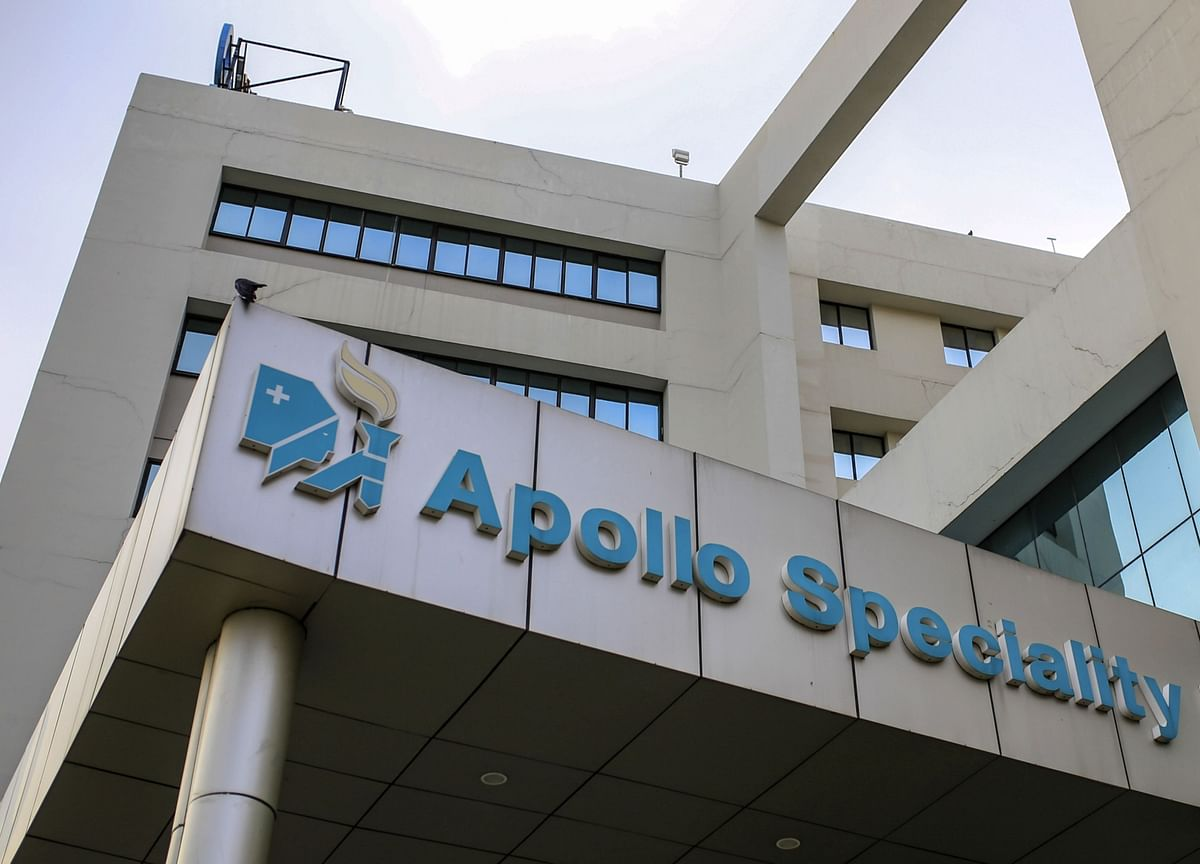 Apollo Hospitals' Shares Fall After Q2 Results