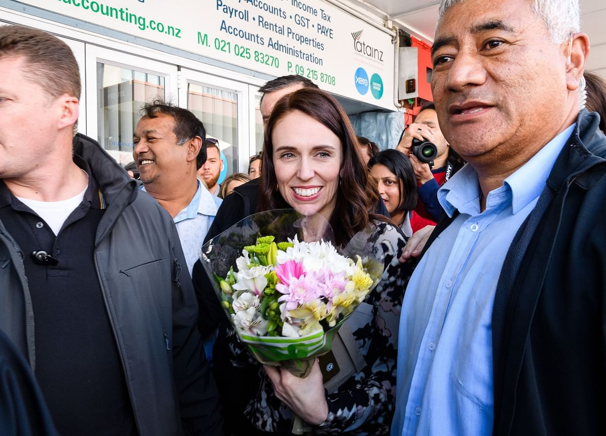 Jacinda Ardern Set For Big Election Win as Voters Reward Covid Success