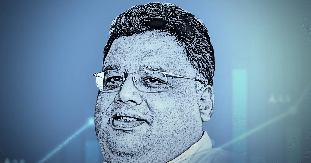 Rakesh Jhunjhunwala On Why You Should Be An Investor, Not A Trader