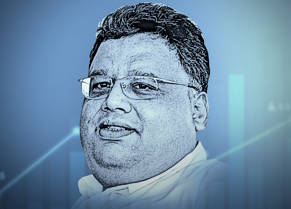Rakesh Jhunjhunwala's Trading Mantras And Advice To Young Traders
