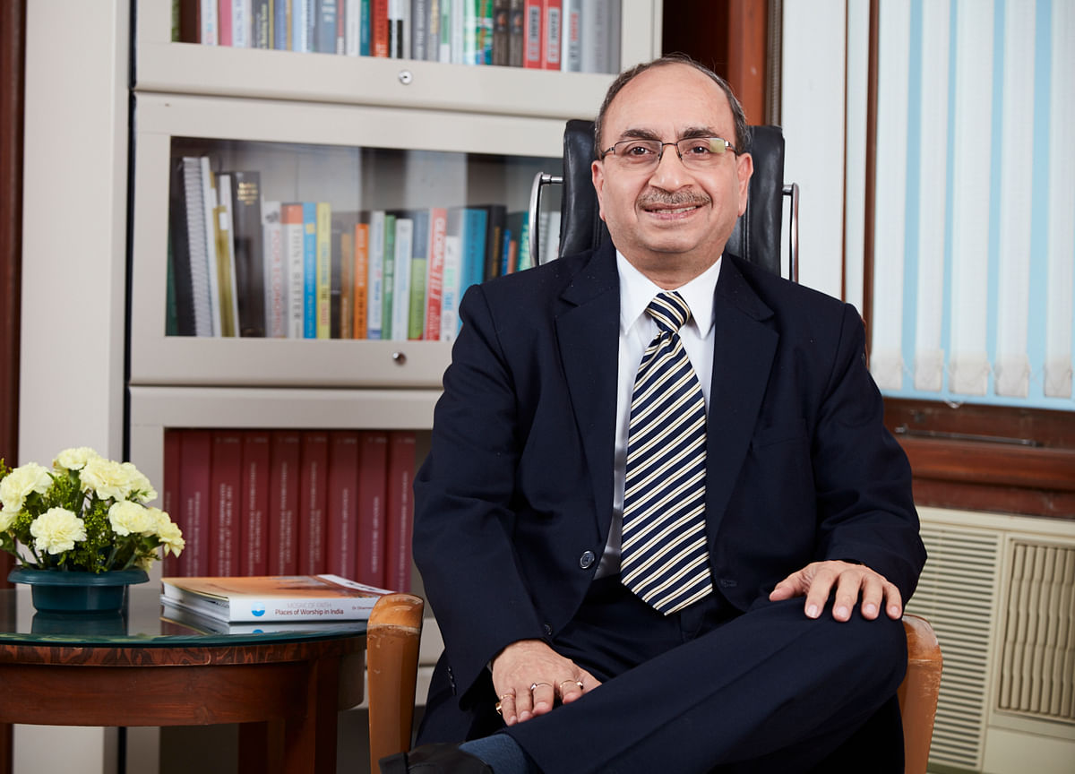 Early Signals Indicate Limited Covid- Related Stress For SBI: Chairman Dinesh Khara