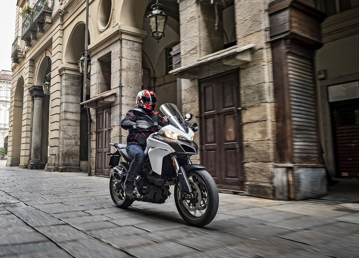 Ducati Starts Pre-Bookings For BS-VI Version Of Multistrada 950 S