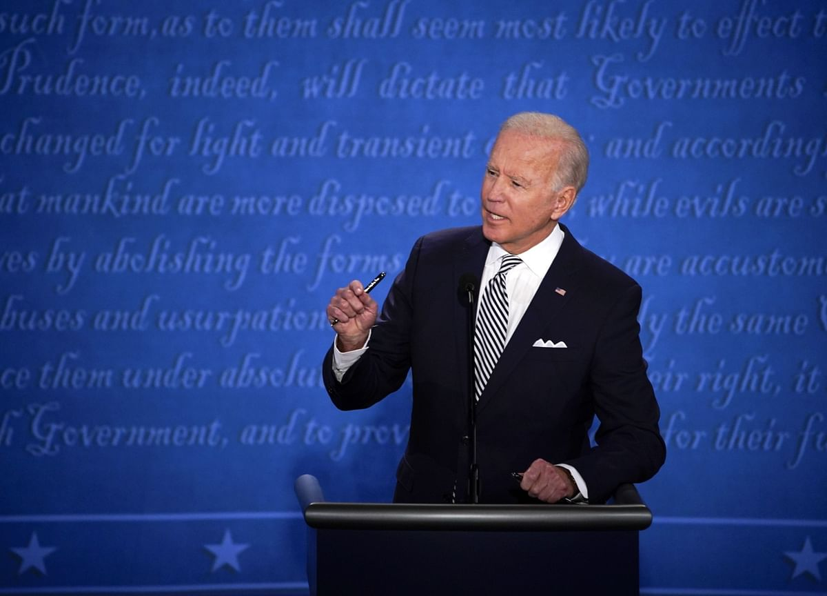 Oil Faces Iran Shock If Biden Win Points to Nuclear Deal