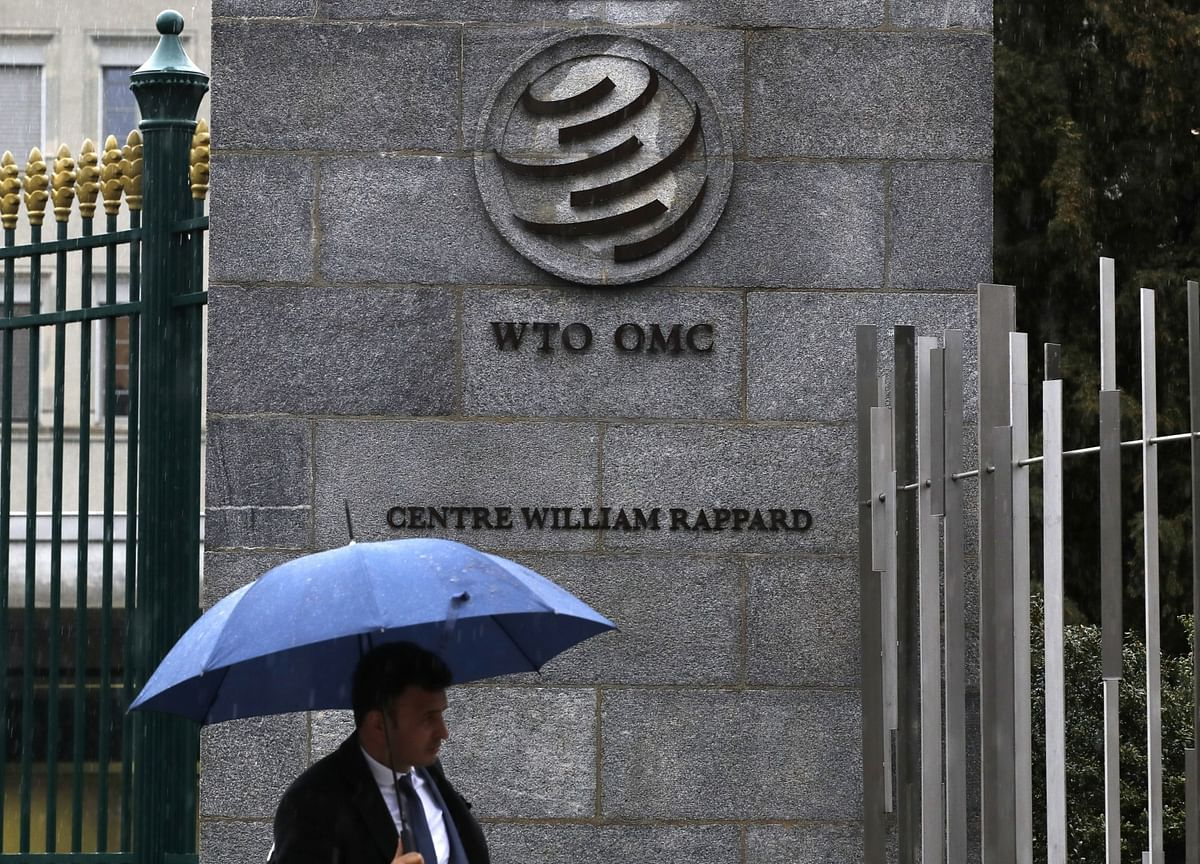 Race to Become WTO Leader Narrows to the Final Two Candidates