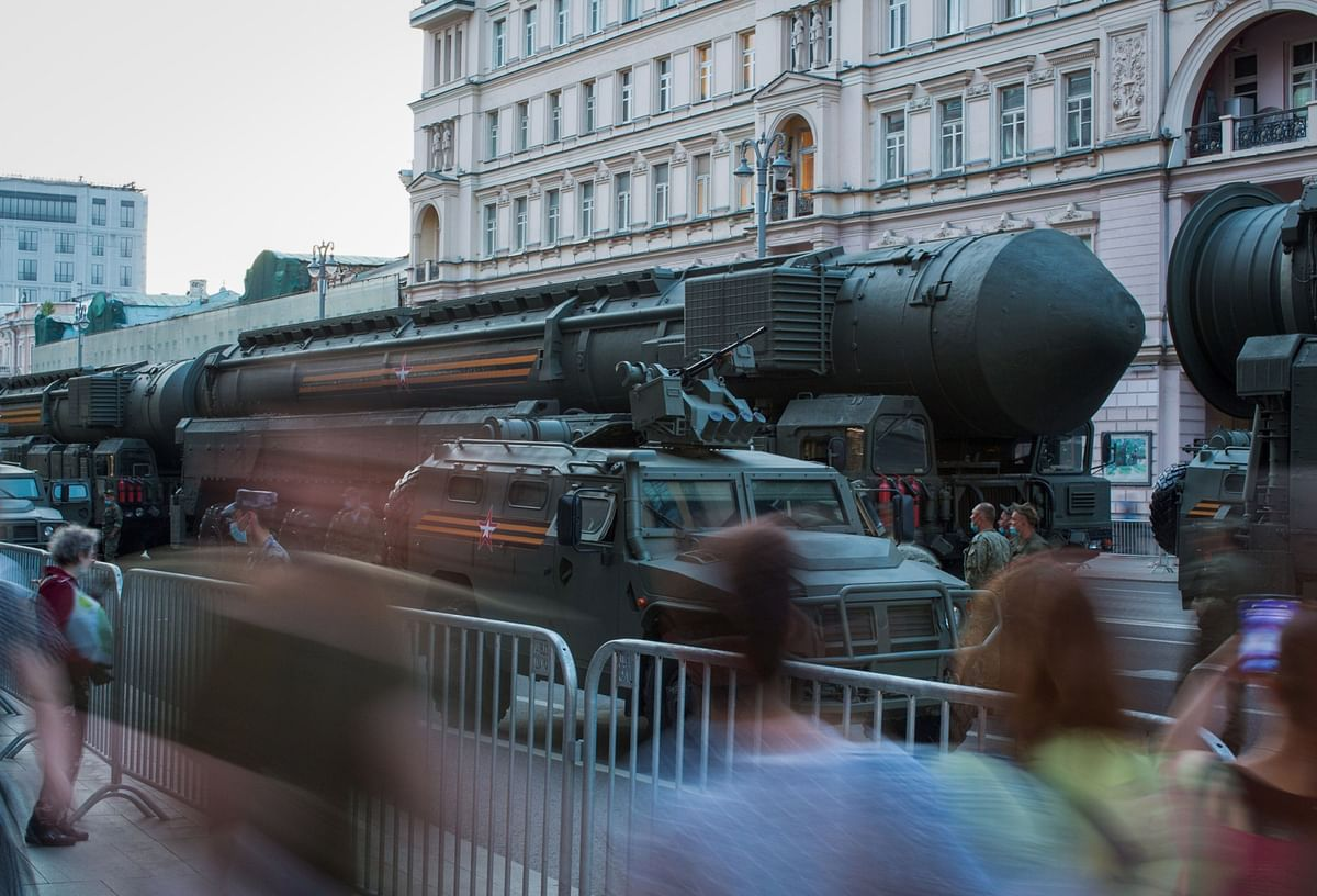 Putin Says Russia Willing to Include New Weapons in U.S. Talks
