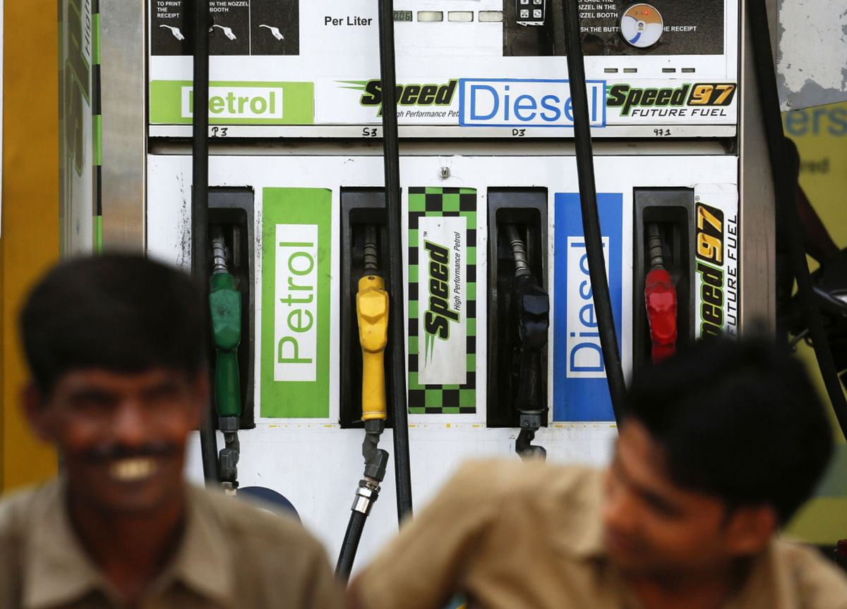 Petrol, Diesel Prices Rise For Third Straight Day