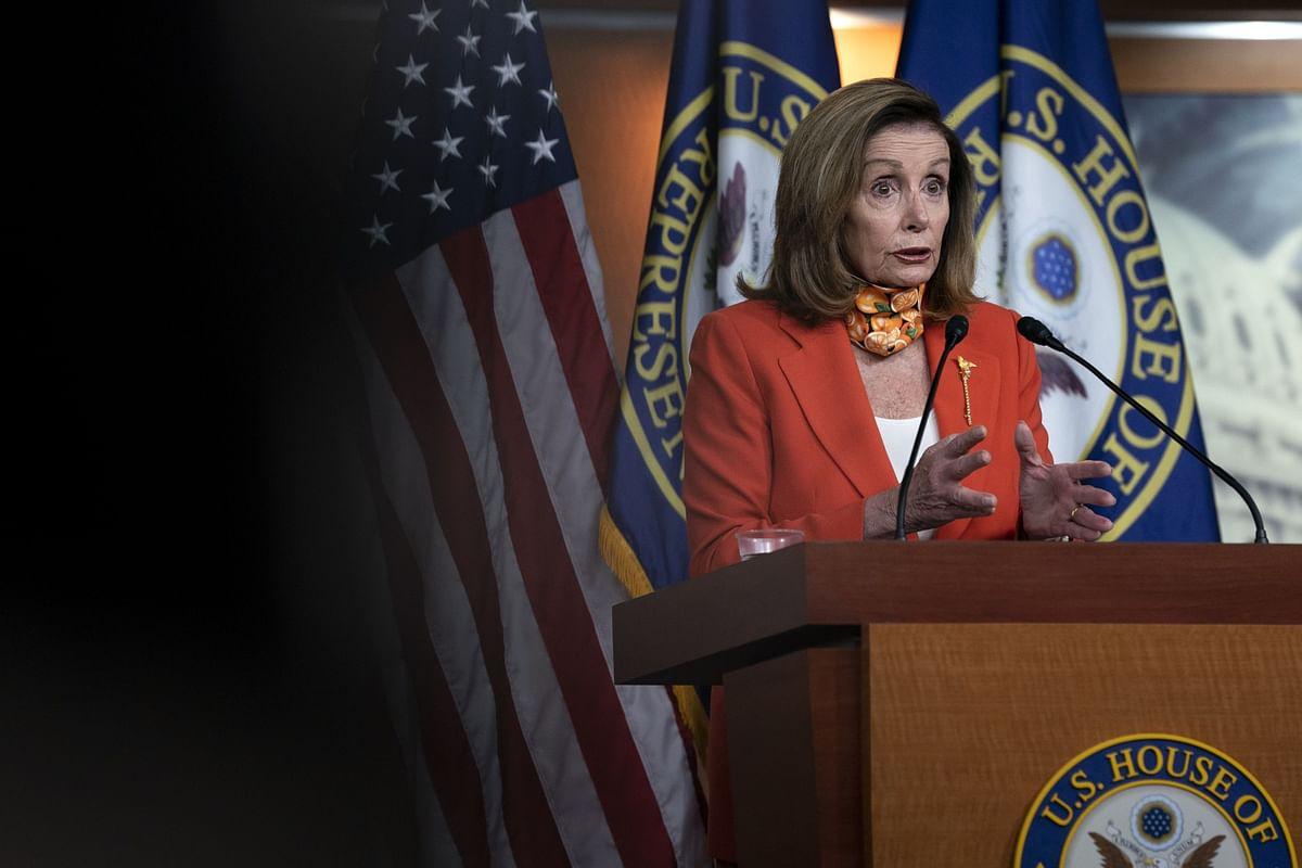U.S. Stimulus Talks in Limbo After Vote on Democrat-Only Plan
