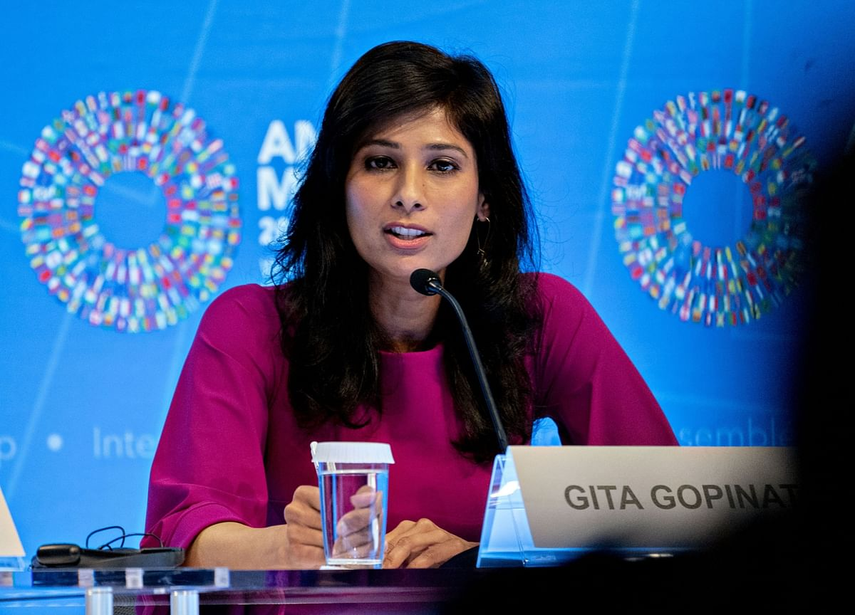 IMF's Gita Gopinath Says India Has Scope For More Fiscal Stimulus Despite Constraints