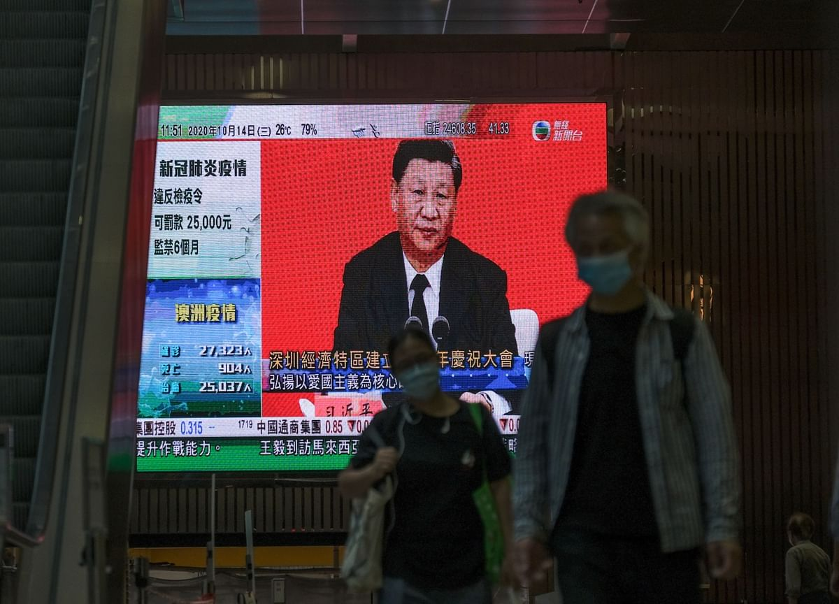 'Xi Thought' Is Creeping Into Everything From Chinese Sci-Fi to Company Filings