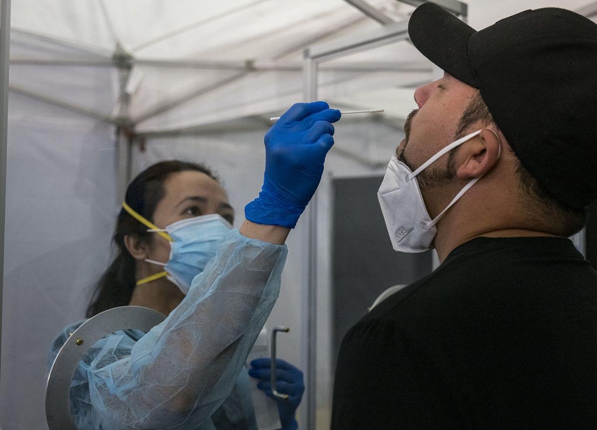 U.S. Tops 11 Million as Cases Surge Coast to Coast: Virus Update