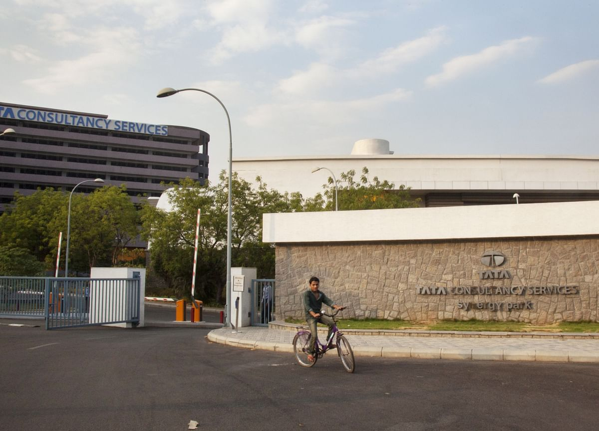 TCS Becomes Second Indian Firm To Cross Rs 10 Lakh Crore Market Cap