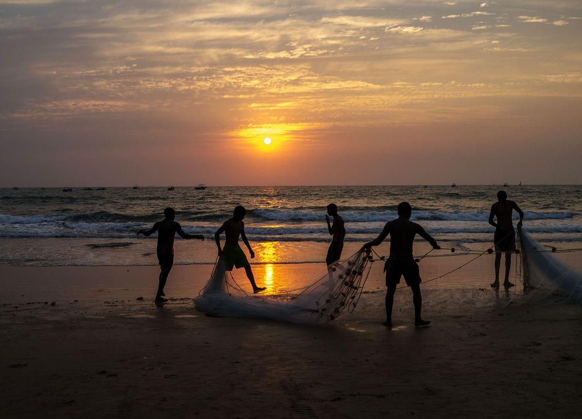 Heavy Rains Batter Andhra Pradesh; Coastal Districts On Alert As Depression In Bay Of Bengal Intensifies
