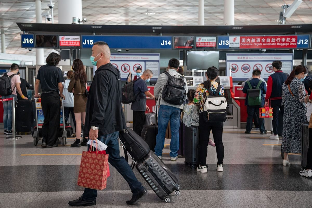 Global Air Travel Is Stuck Way Behind 2019 Levels