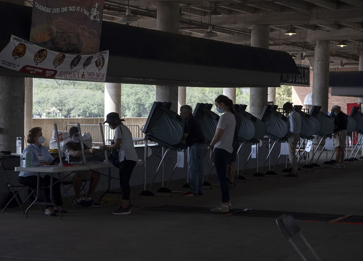 Democrats Dream of Flipping Texas With Early Vote Exploding