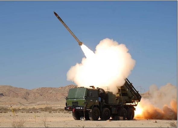 India Successfully Test Fires Nuclear-Capable Missile 'Shaurya'