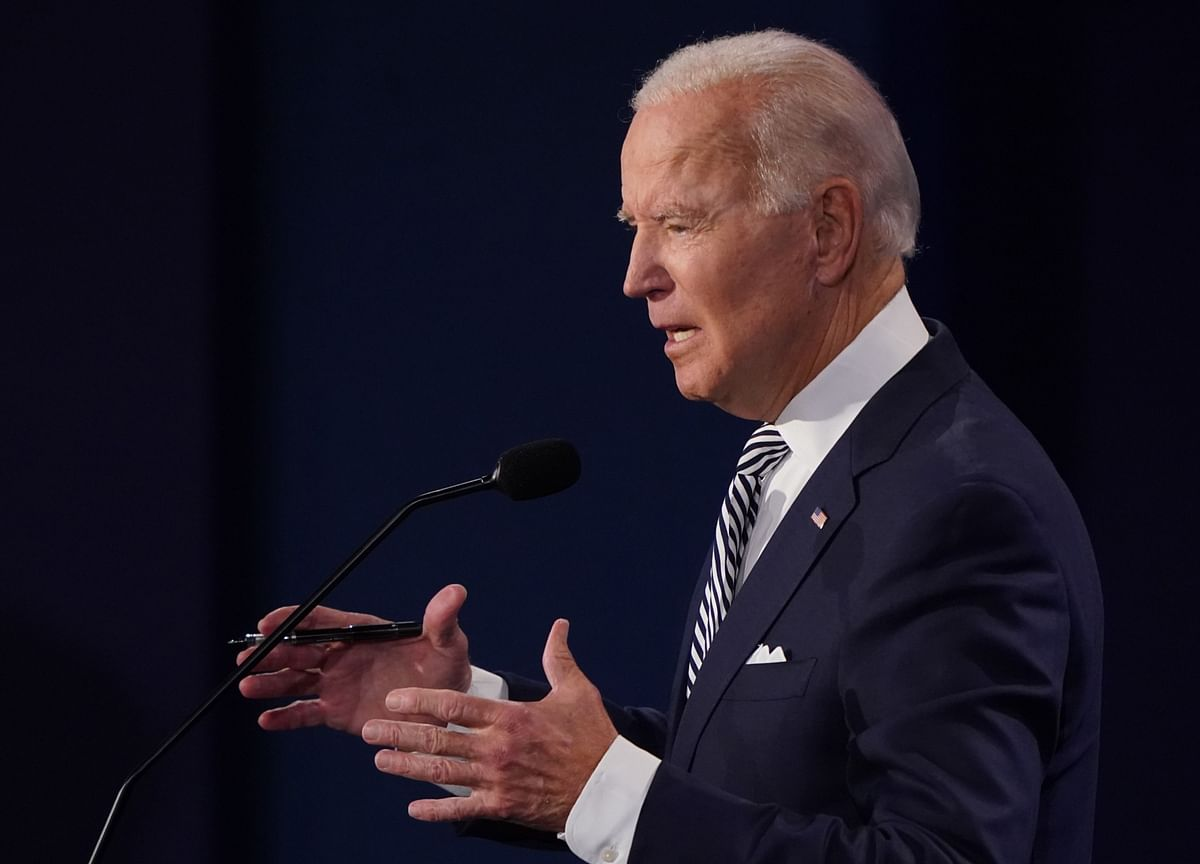 Biden Says He's 'Not a Fan' of Packing the Supreme Court