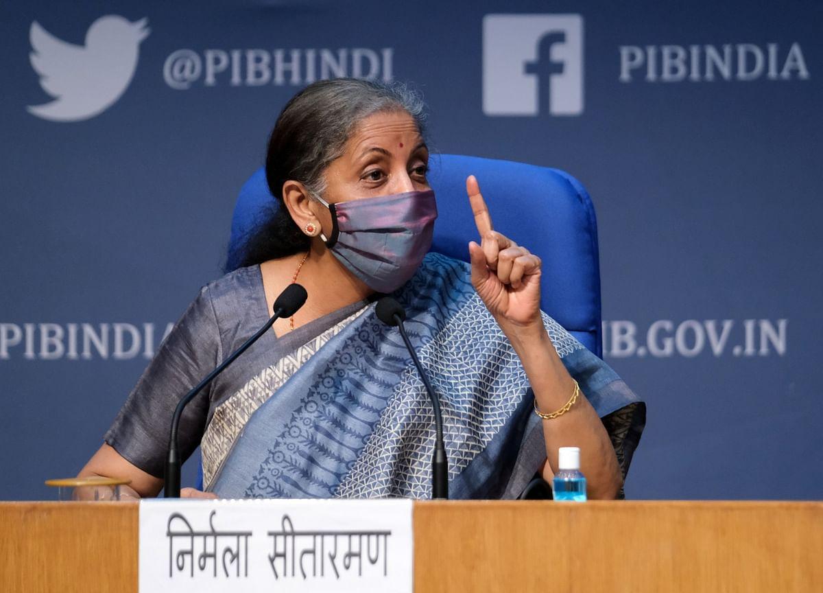 Nirmala Sitharaman Press Conference: Despite Marathon Meetings, GST Council Remains Split Over Compensation Issue