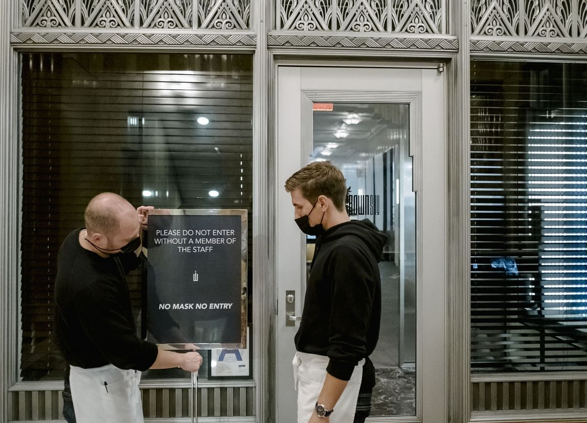 'We Might Not Make It': The Math Simply Doesn't Work for NYC Restaurants