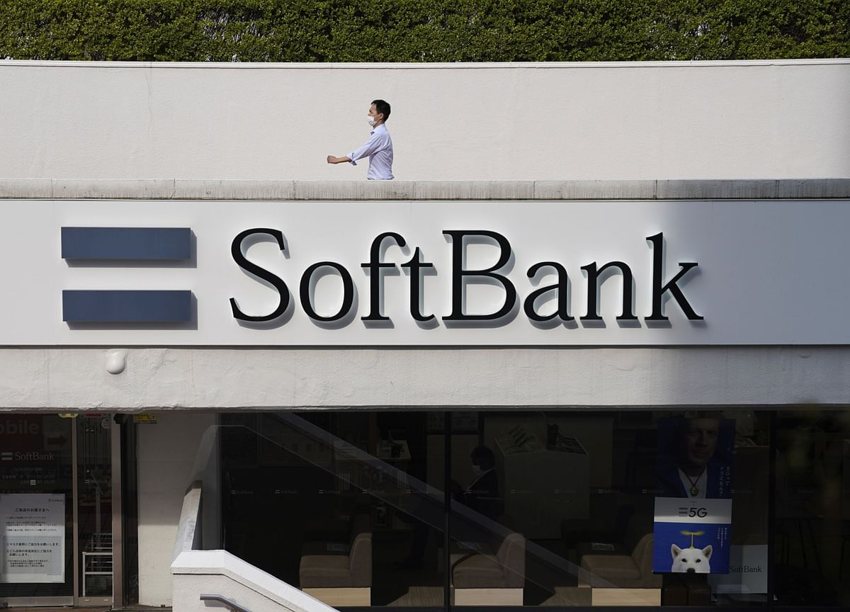 SoftBank Amasses Over $20 Billion in Public Stock Unit