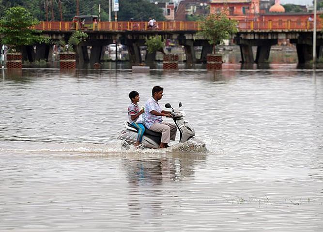50 People Died In Heavy Rains, Flash Floods In Telangana