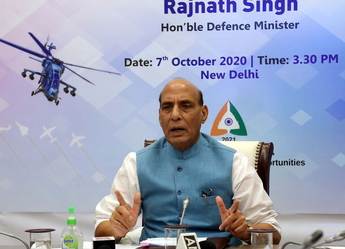 Defence Minister Rajnath Singh Unveils New Version Of DRDO's Procurement Manual To Engage Private Sector
