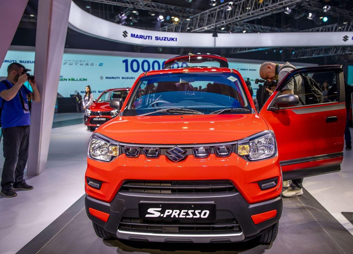 Maruti Suzuki Q2 Results: Profit Rises 1%, Revenue Up 10% As Car Sales Improve