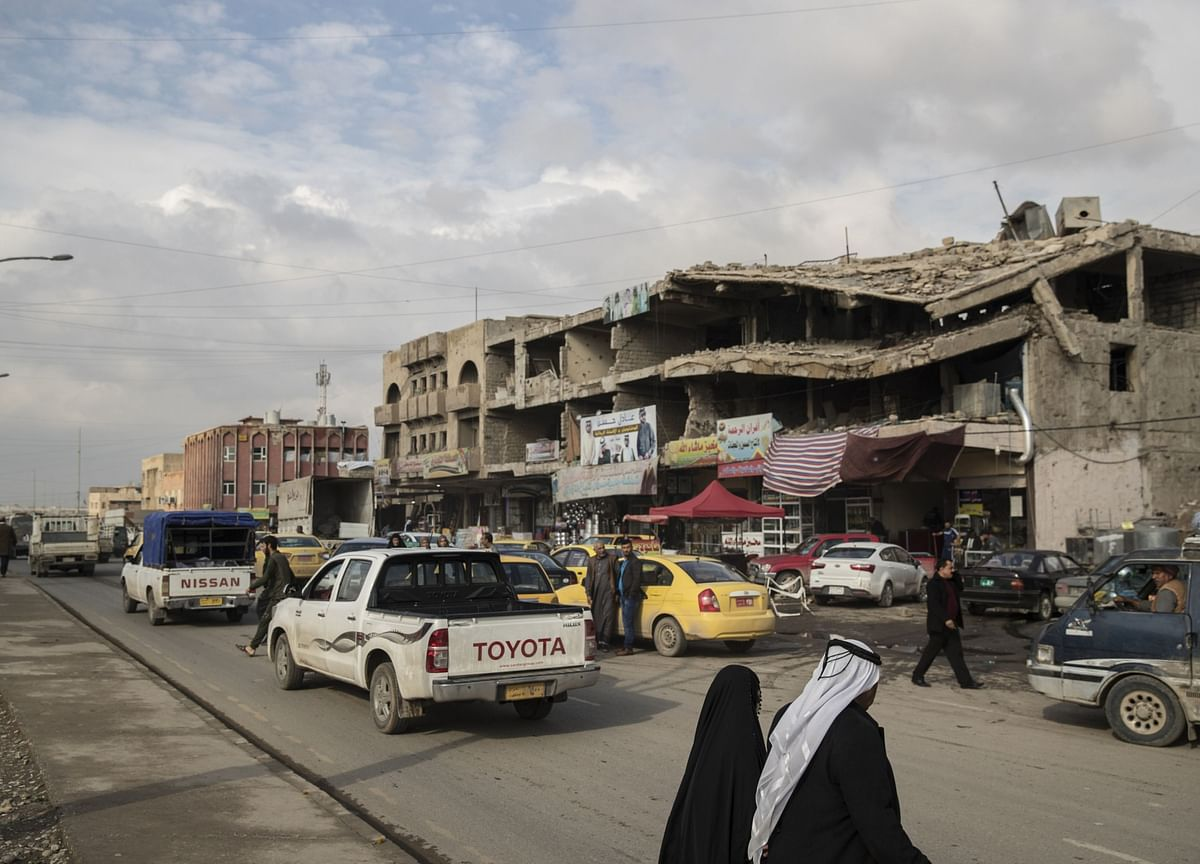 Iraq's Crumbling Economy Is Becoming a Threat to OPEC