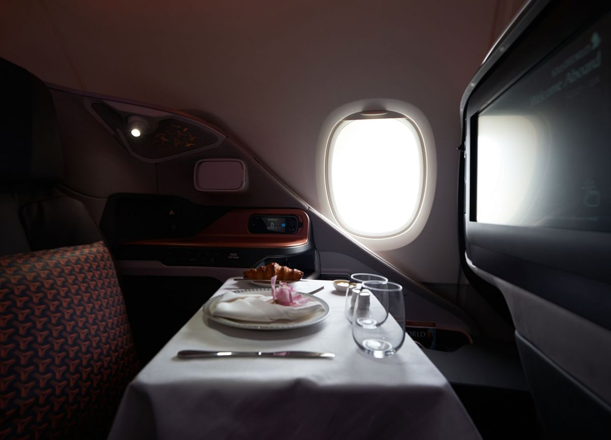 Singapore Air's A380 Restaurant Tickets Sold in 30 Minutes