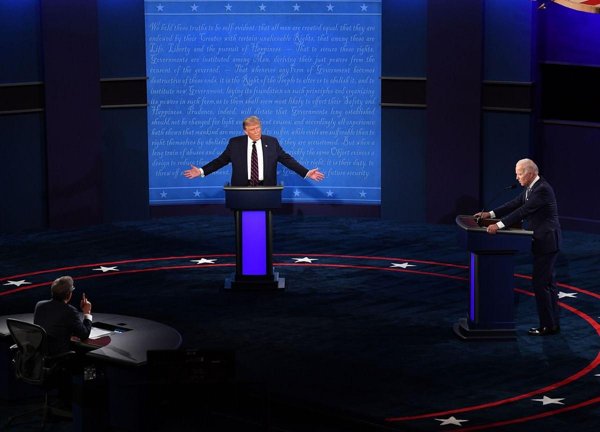 Debate Format Faces Changes After Testy Trump-Biden Face-Off