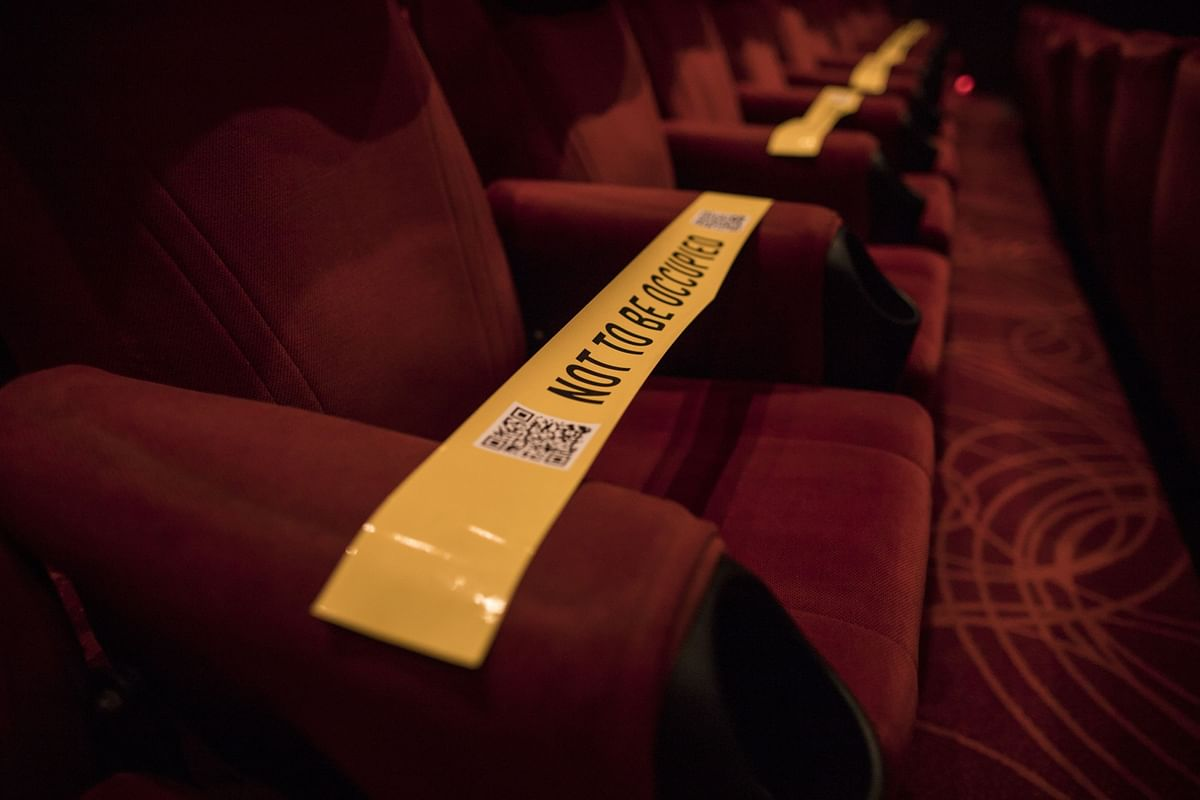 PVR Q4 Review - Well Capitalised To Weather The Headwinds: IDBI Capital