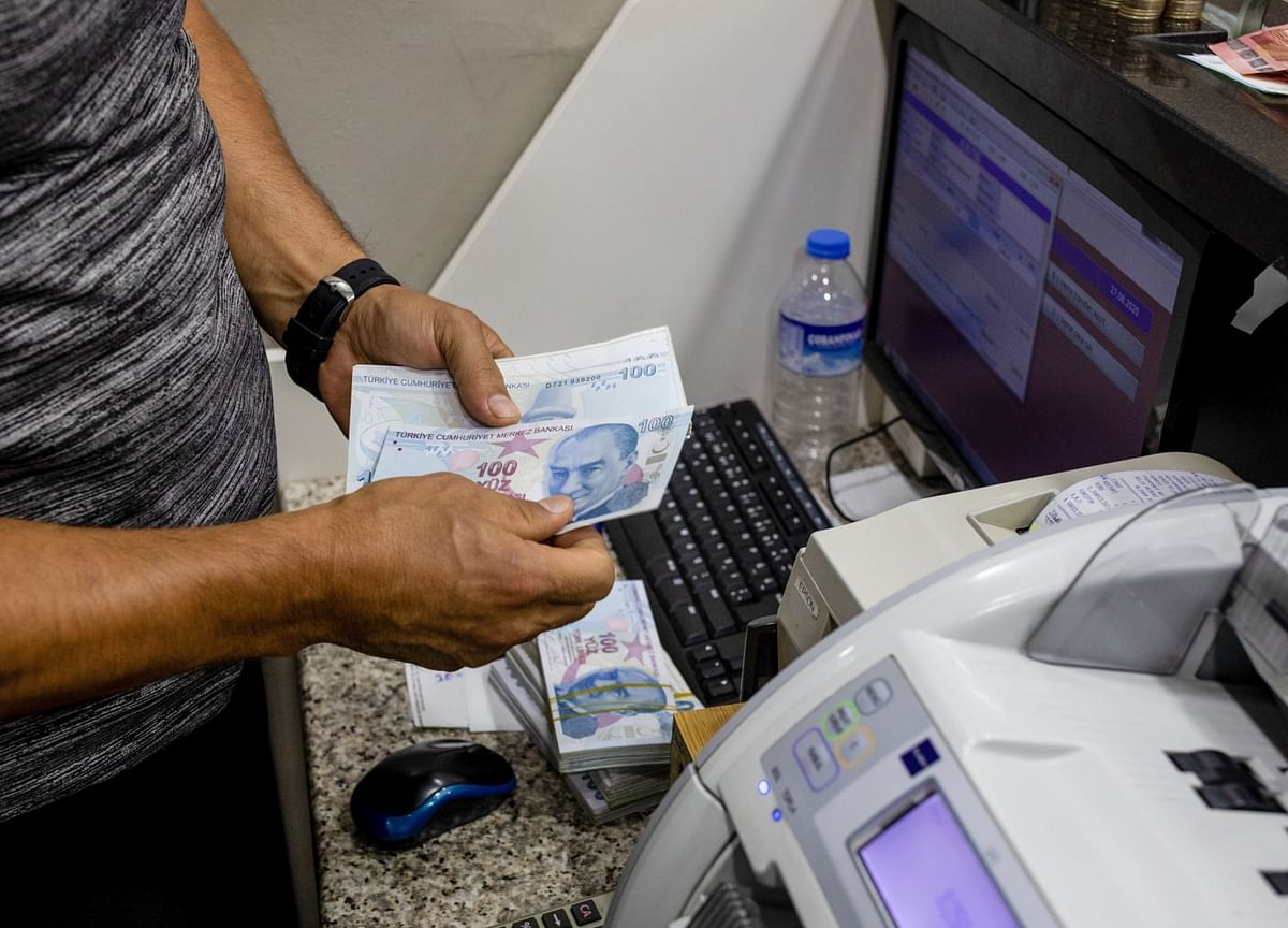 Lira's New Low Underscores Central Bank's Credibility Test
