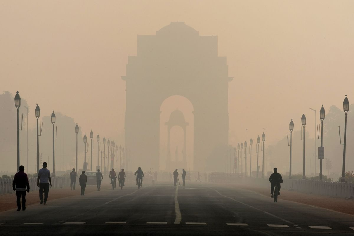 Delhi's Air Quality 'Very Poor', To Deteriorate In Next 2 Days