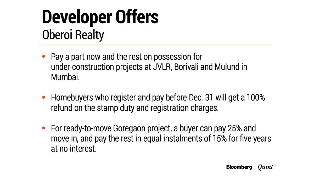 Home Sales Rebound In A Buyer's Market This Festive Season