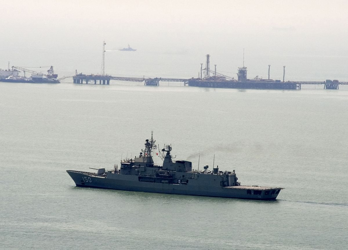 Australia to Join in Naval Drill With U.S., India and Japan