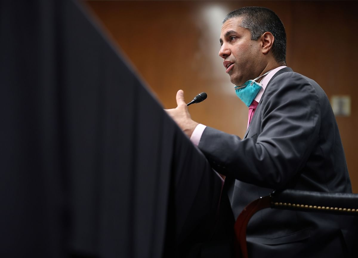 Trump Foes Fume Over FCC's Efforts to Rein In Twitter