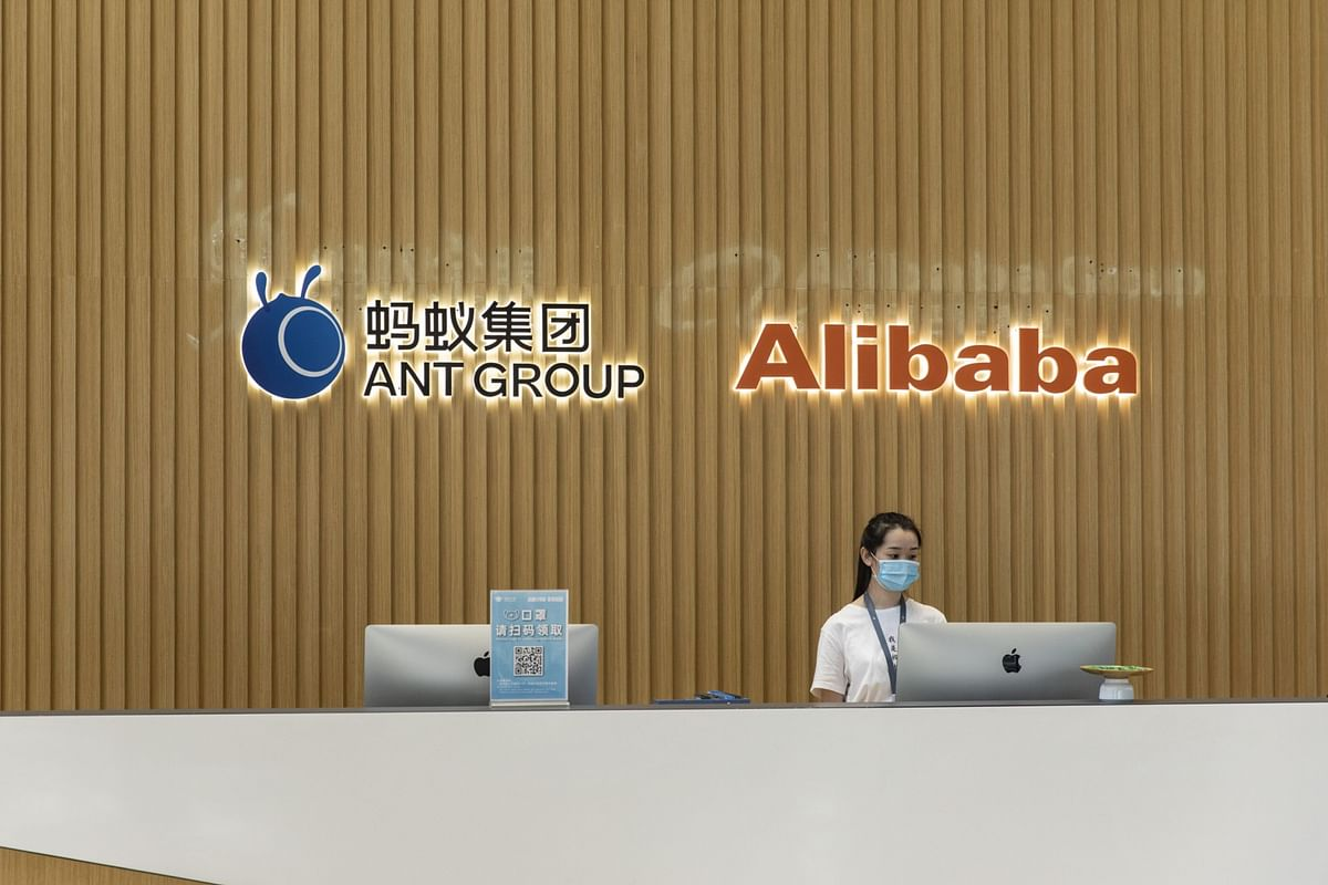 Jack Ma's Ant Plans Early Book Close For Hong Kong IPO