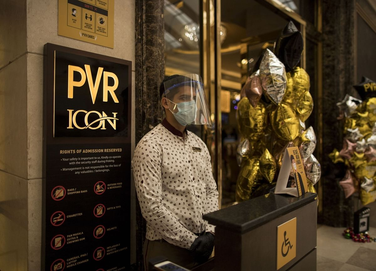 PVR Shares Rise On Lockdown Rent Waiver, Discounts