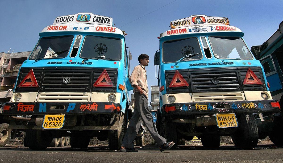 Ashok Leyland Q4 Review - Focus On Market Share: Systematix