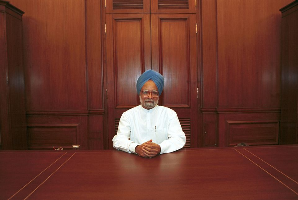 Manmohan Singh. (Photo: Pallava Bagla/Corbis via Getty Images)